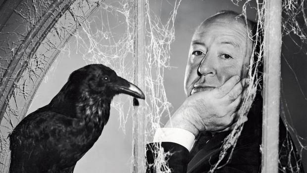 Alfred Hitchcock - režiser filma Psiho je bil tudi sam psiho! (foto: Profimedia)