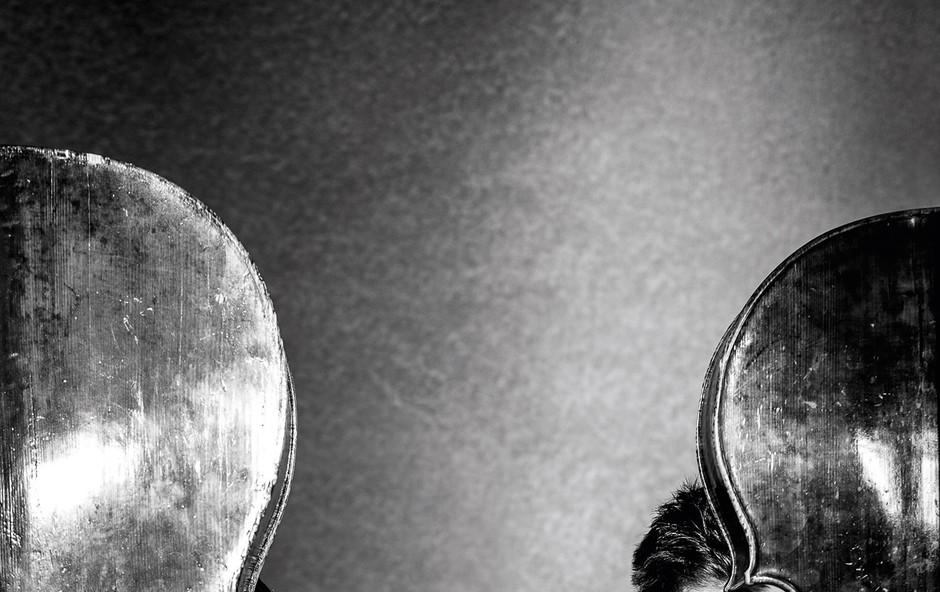 2Cellos - odpovedim koncertov je botrovala profesionalna poškodba (foto: Bor Dobrin)