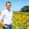 Gorazd Kocbek: Prideluje zeleno zlato