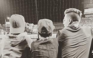 Instagram Davida Beckhama je poln ganljivo ljubečih utrinkov