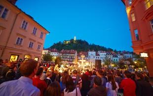 Pričenja se festival Noči v Stari Ljubljani