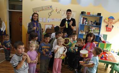 Novak Đoković je postal UNICEF-ov globalni ambasador dobre volje