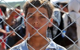 Rdeči križ Slovenije je odprl račun za pomoč beguncem