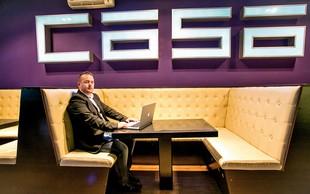 Denis Vikič (Bar) je novem lokalu zaposlil barovca