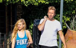 Avril Lavigne se ločuje