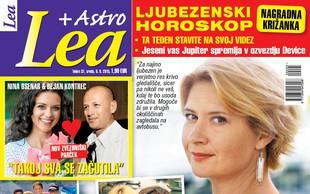 """""""Varanje uniči zaupanje!"""" - Vesna Pernarčič za novo Leo!"""