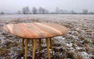 Studio DREVO odpira razstavo izjemnih lesenih izdelkov