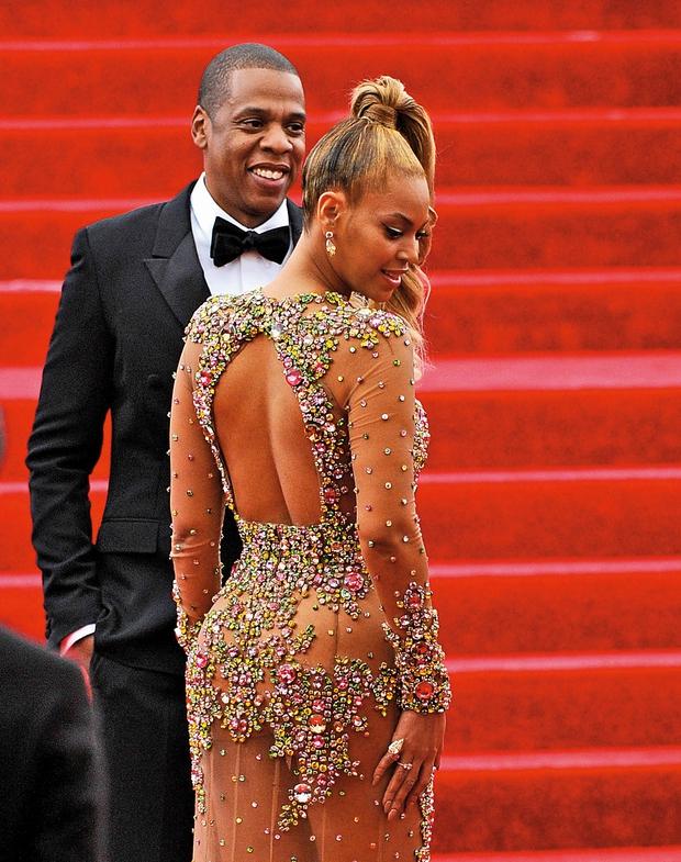 Beyonce in Jay-Z zagotovo veljata za enega najbolj bogatih parov na svetu. (foto: Profimedia)