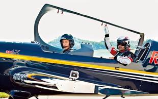 Peter Prevc: Doživel adrenalinsko vožnjo
