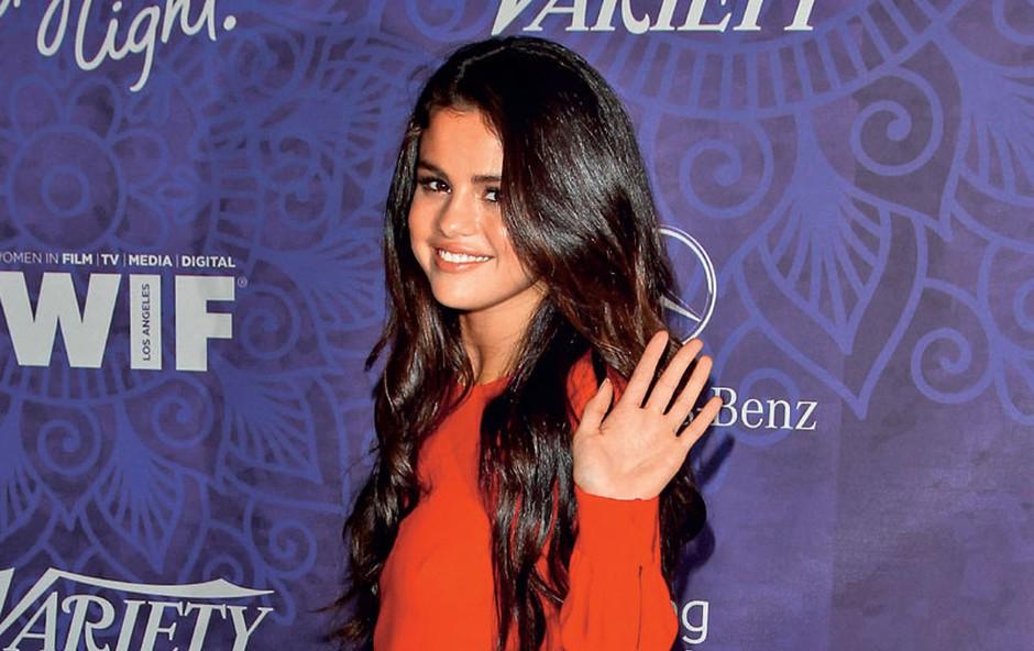 Selena Gomez: Igranje je imela v krvi (foto: Profimedia)