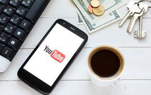 Kako zaslužiti na youtubu, ki je vsako minuto bogatejši za 300 ur videoposnetkov?