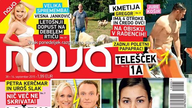 Ana Marija Mitič je bila na robu smrti, piše nova Nova!