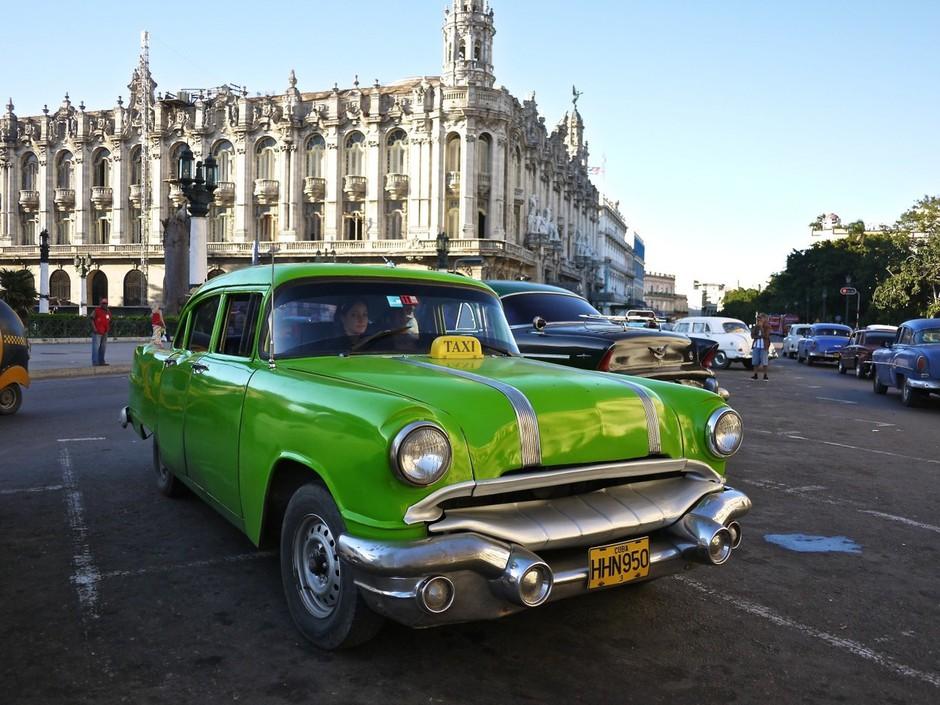 Vabljeni na foto izlet po Kubi in njeni živahni prestolnici Havani! (foto: Profimedia.si)