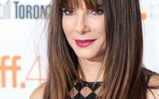 Sandra Bullock si je našla zelo privlačnega fanta!