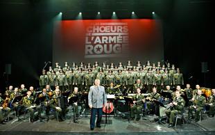 Rdeča Armada prihaja v Stožice - prestižni orkester, za katerega se pričneš usposabljati že kot otrok
