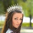 """Mateja Kociper (miss Slovenije) redno spremlja dirke formule 1: """"Sem tehnični tip ženske"""""""