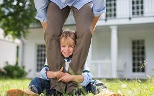 Kaj pomeni brezpogojno ljubiti otroka?