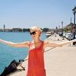 Miša Novak Marlis: V Grčijo jo je pripeljala ljubezen