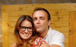 Ana Dolinar & Ranko Babić: Z 'zaljubljencema' na snemanju