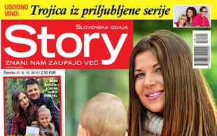 Prve družinske fotografije Jasne Kuljaj! Samo za Story!
