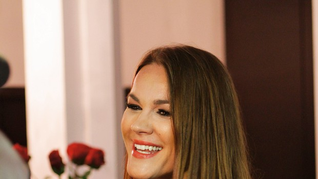 Rebeka si je prvič po zmagi na Miss Slovenije 2011 in več kot tisoč nastopih vzela osem mesecev predaha, zdaj pa nadaljuje še močnejša kot prej.  (foto: Goran Antley)