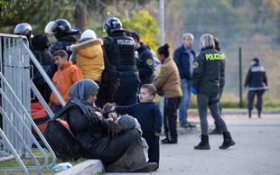 O stanju v brežiškem centru za begunce - iz prve roke!