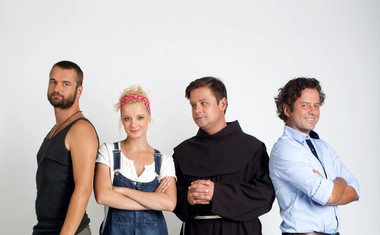 Tina Lucu o slovenskih televizijskih limonadah