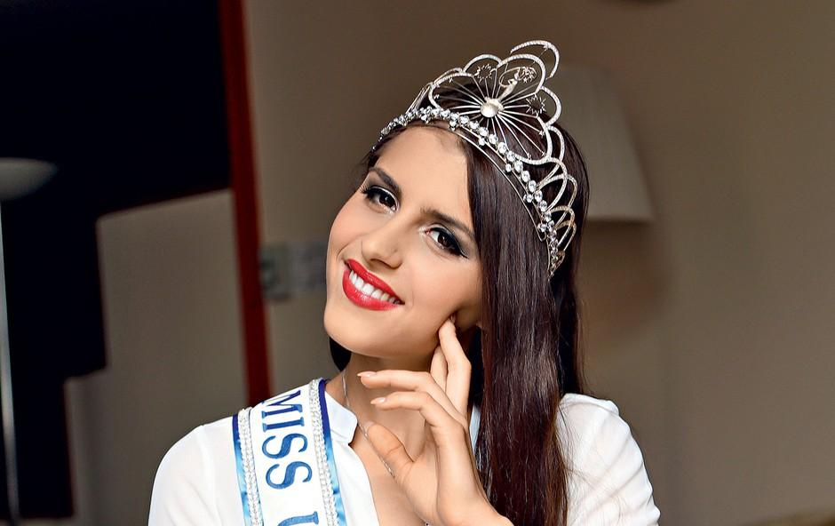 Ana Haložan nas bo decembra zastopala na miss Universe 2015 (foto: Primož Predalič)