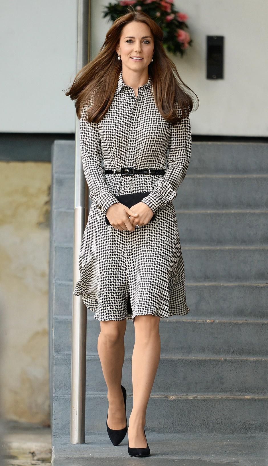 Karkoli obleče Kate, postane na Otoku modni hit. (foto: Profimedia)