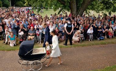 Vojvodinja Kate - mama, princesa in modna ikona!