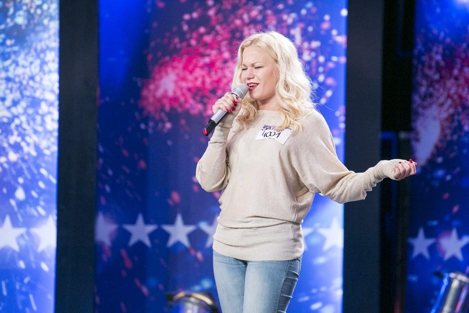 Sara Hercog (foto: Pop TV)