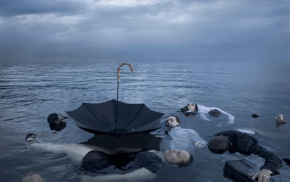 Nas bo pogoltnilo morje? Bomo postali begunci pred ujmami in sušo? Čas je za alarm! (foto: profimedia)