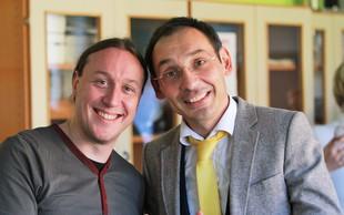 Soki in Toš skupaj na najmanjši slovenski osnovni šoli