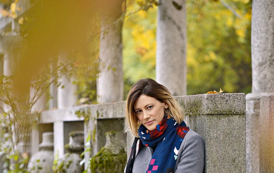 Hannah se bo v Brežice odpravila tudi v tem tednu, ko se ji bo pridružilo še več prijateljev.  (foto: Primož Predalič)
