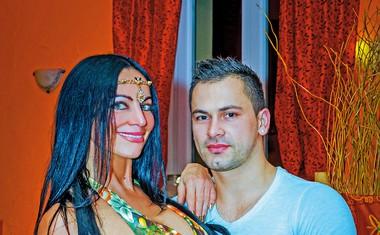 Nena Muršič in Mitja Valant (Big Brother): Kresale so se iskre