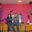 Barbara Vavpetič in Stanko Kranjc (Bognedaj, da bi crknu televizor): Vedno imata polno hišo!