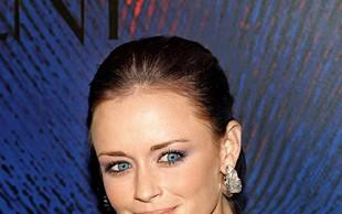 Alexis Bledel so v svet mode katapultirale živo modre oči