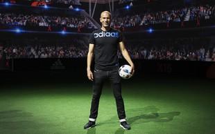 Zidane navdušen nad prvim digitalnim stadionom na svetu!