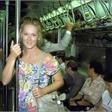 Meryl Streep - to je fotografija trenutka, ko v duhu ni klonila!