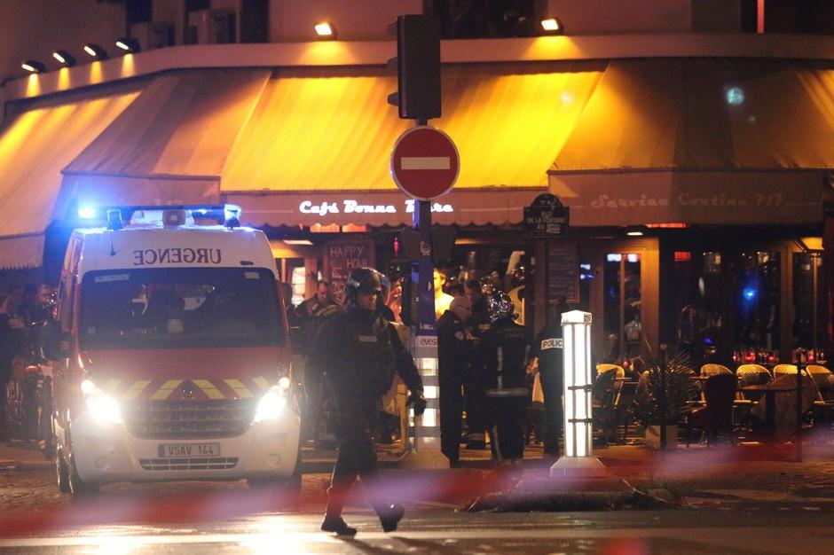 Odzivi na krvavi petek 13. v Parizu! (foto: profimedia)