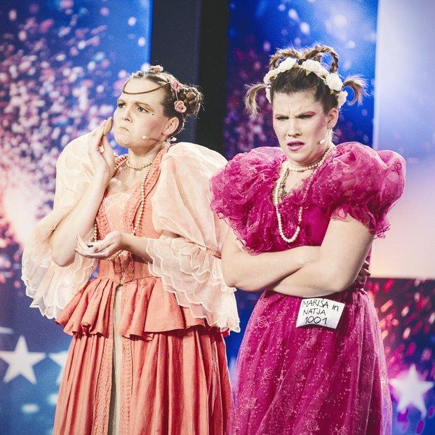 To nedeljo bosta na #SIT tudi Bizovičarjevi favoritki