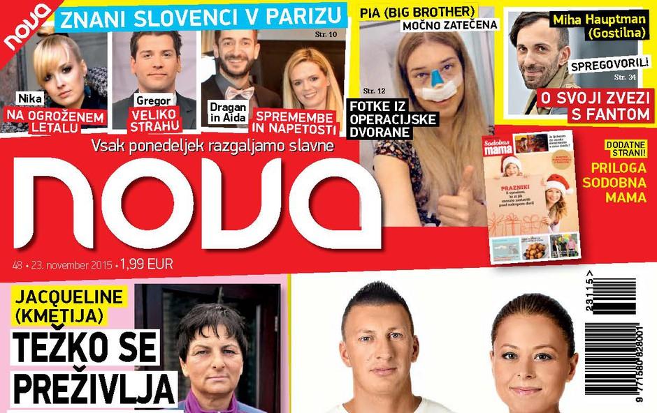 Maruša in Faki po šovu odhajata v Bosno, piše nova Nova!