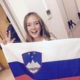 Lina Kuduzović se je v Sofiji odlično odrezala!
