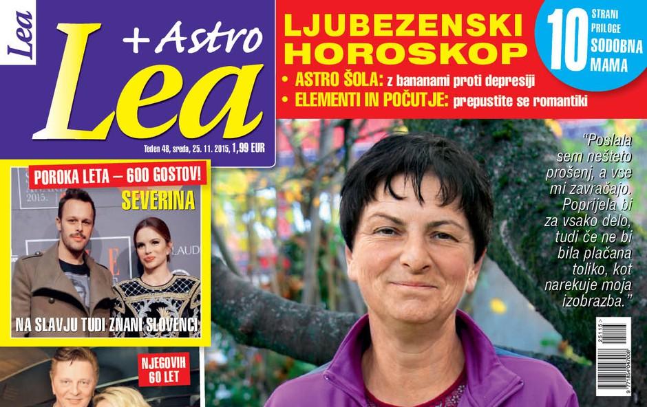 Jacqueline Steržaj (Kmetija: Nov začetek): Alkohol ji je vzel vse!