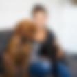 Maruša (Kmetija: Nov začetek) je posvojila psičko iz Bosne