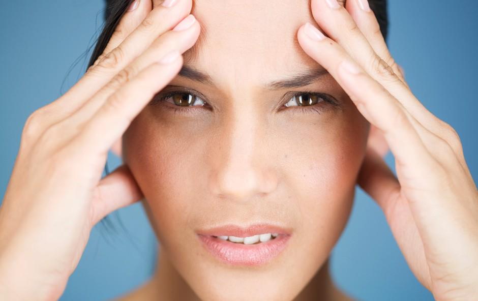 Stavki, ki jih raje ne izustite osebi z migreno! (foto: Profimedia.si)