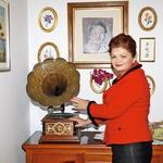 Milena Eber Štimac: Pripravlja se na praznični december (foto: Helena Kermelj)