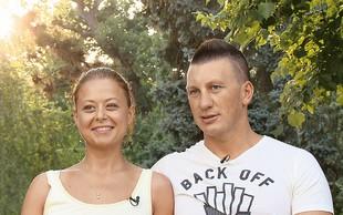 Maruša in Faki v pričakovanju veselega decembra