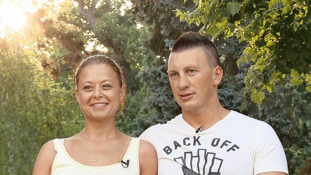 Maruša in Faki v pričakovanju veselega decembra (foto: Pop Tv)