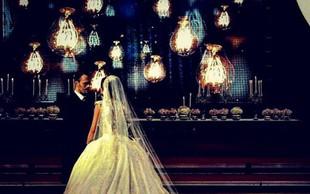 Severina je na instagramu objavila poročne fotografije